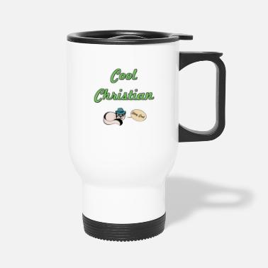 Cool-christian Cool Christian Stay Cool - Travel Mug