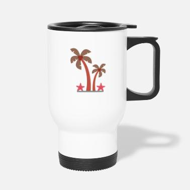 Palm Trees Palm trees - Travel Mug