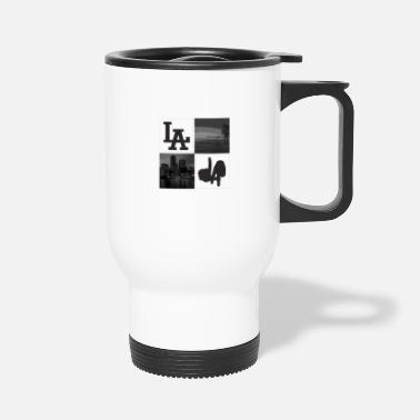 Los Angeles Los Angeles - Travel Mug