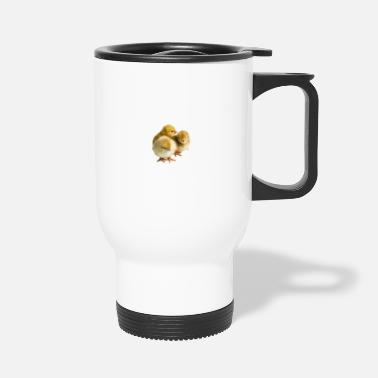 Funny Animals animal animal funny animal children funny cute - Travel Mug