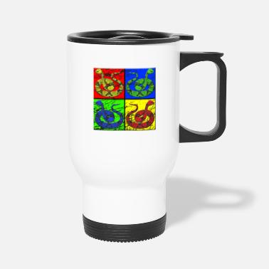 Crawl Snake Snake - Travel Mug
