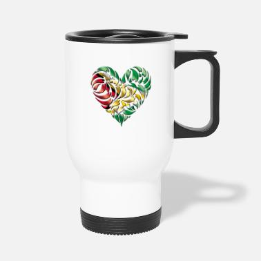 Guyana Guyana - Travel Mug