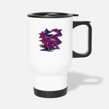 Pointy Pointy Horse - Travel Mug