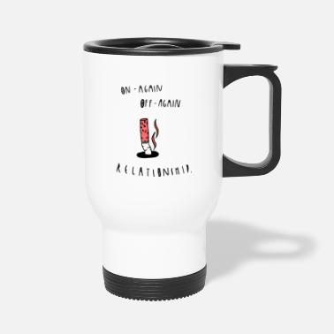 Relationship Relationship - Travel Mug