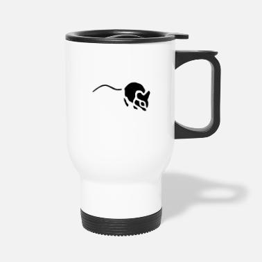 Sewer Sewer rat animal - Travel Mug