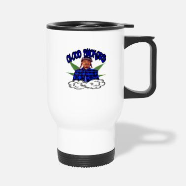 Dogge Solehouette Dogg - Travel Mug