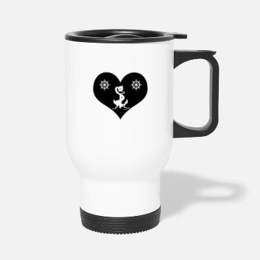 Anchor Love Anchor - Travel Mug