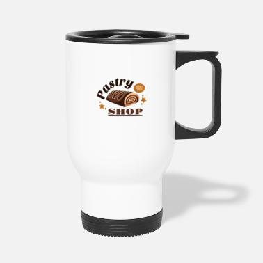 Pastries Pastry Shop Dessert - Travel Mug