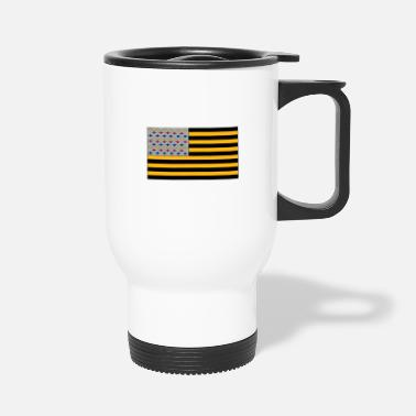 City Pittsburgh City Flag Gifts - Travel Mug