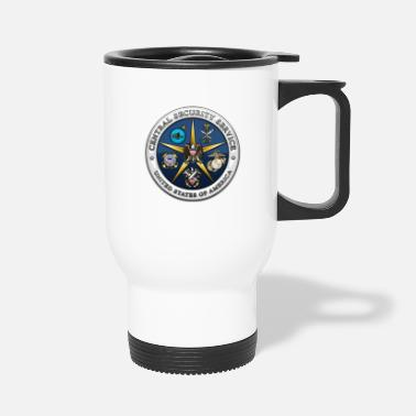 Security Service Central Security Service (CSS) - Travel Mug