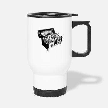 Treasure treasure - Travel Mug