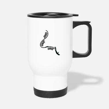 Jumping Jump Jump Jump - Travel Mug