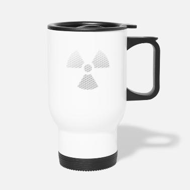 Texture Nuke Textured - Travel Mug