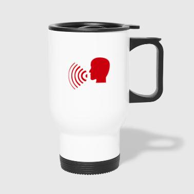 Speak - Travel Mug