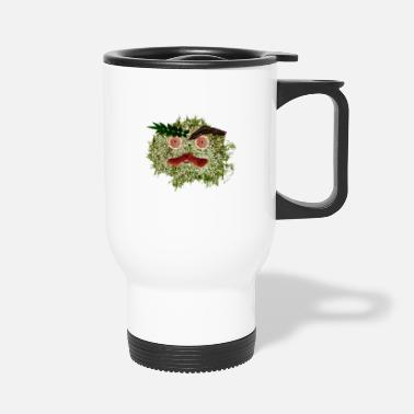 Gobelin Cute Leaf monster - Travel Mug