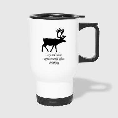 Isle of Red Nose - Travel Mug