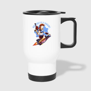 Atomic Bomb Atom Bomb Baby - Travel Mug