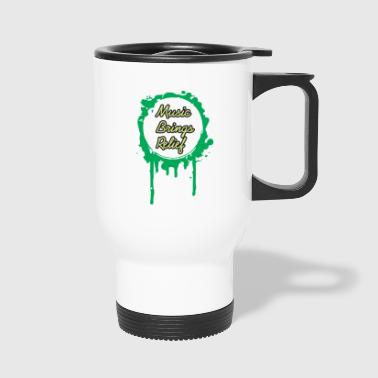 Relief MUSIC BRINGS RELIEF - Travel Mug