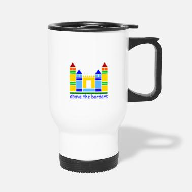 Childhood childhood castle - Travel Mug