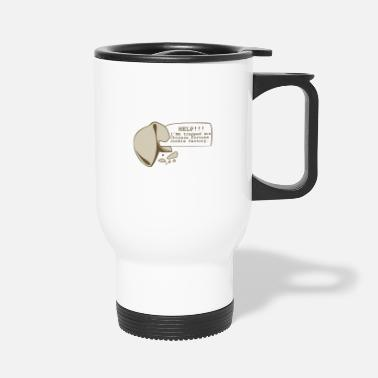 Fortune Cookie Fortune Cookie - Travel Mug