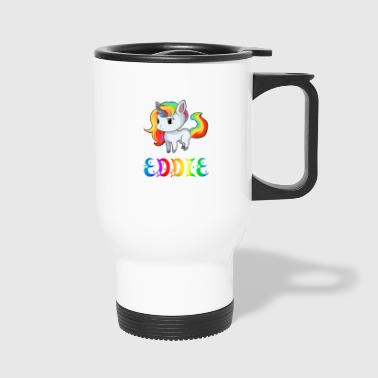 Eddie Eddie Unicorn - Travel Mug