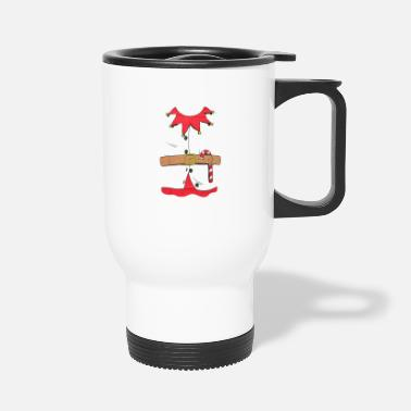 Costume elf costume - Travel Mug