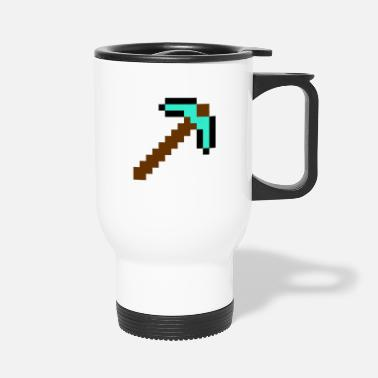 Pickaxe pickaxe - Travel Mug