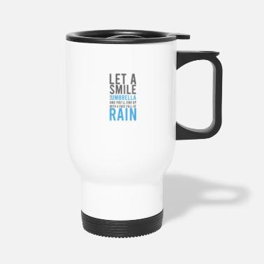 Let a Smile Umbrella - Travel Mug