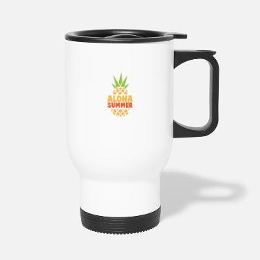 Baby aloha summer - Travel Mug