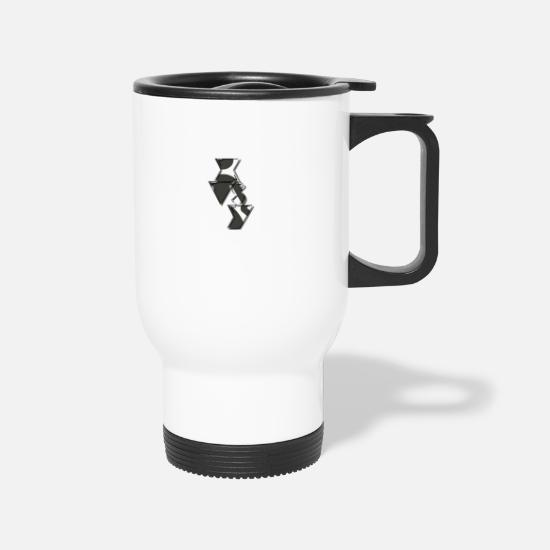 Game Mugs & Drinkware - x vs y9 - Travel Mug white