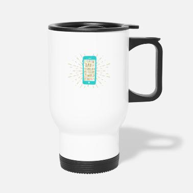 Mobile Phone Generation mobile phone - Travel Mug