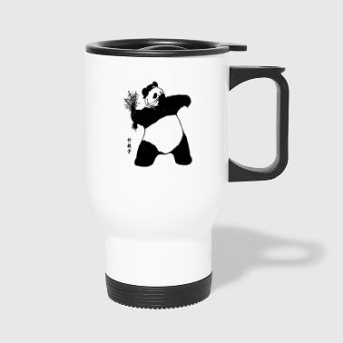 Bamboo Bamboo Thrower - Travel Mug