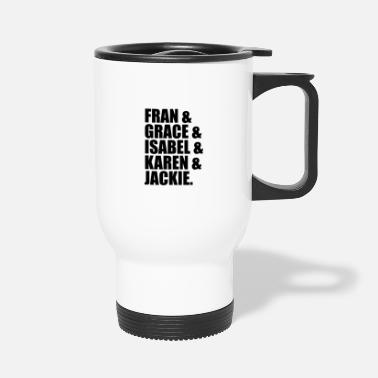 Crossfit CrossFit Girls - Travel Mug