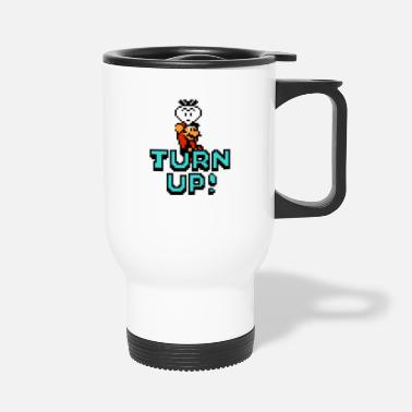 Turn On Turn Up - Travel Mug