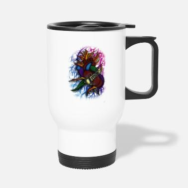 Cuore Cuore - Travel Mug