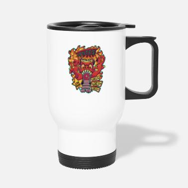 Inferno Dante s Inferno Room - Travel Mug