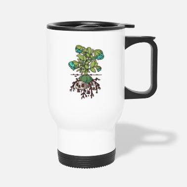 Plant Grounds Bulba Plant - Travel Mug