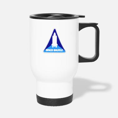 Space Shuttle Mission Patches Space shuttle - Travel Mug
