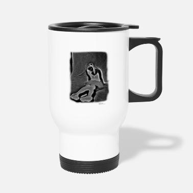 Forgiveness Broken Baby - Travel Mug