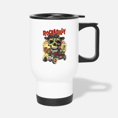 Rockabilly Rockabilly - Travel Mug