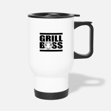 Grillmaster grill boss - Travel Mug