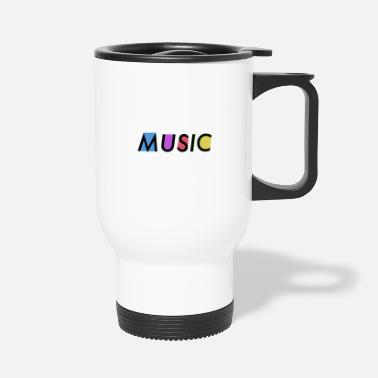Musiclove Music - Travel Mug