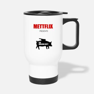 Sow METTFLIX The Walking Mett - Travel Mug