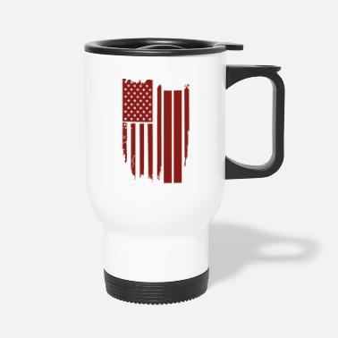 Usa USA USA USA - Travel Mug