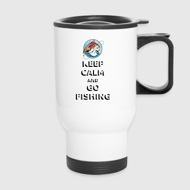 GO FISHING - Travel Mug