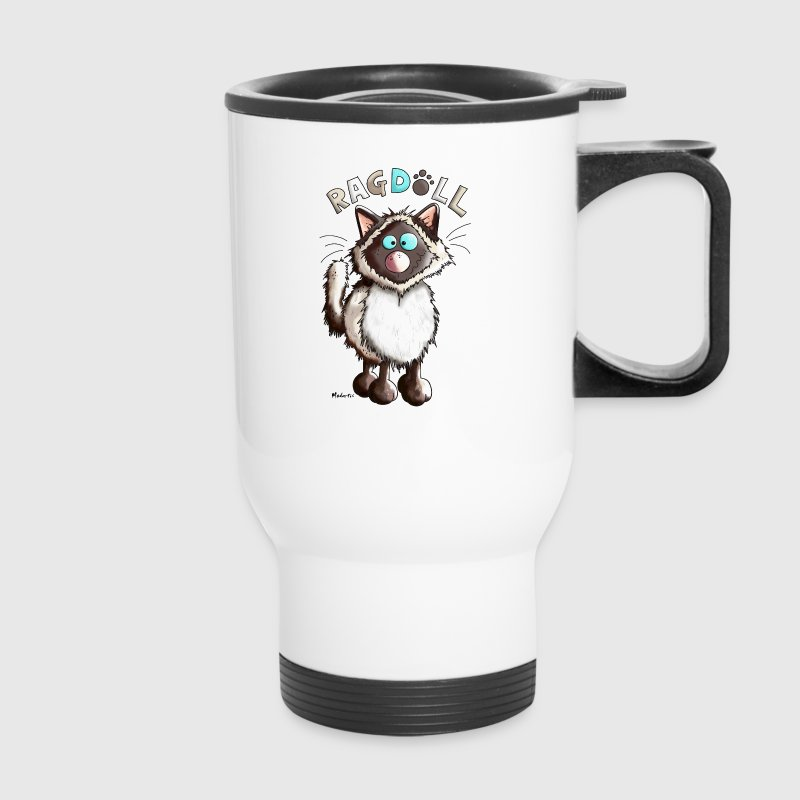 Ragdoll Cat - Travel Mug