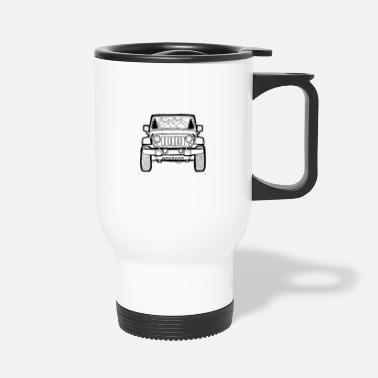 Renner Outdoor Adventure Car - Travel Mug