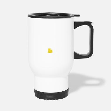 Awesome 18 Brewed To Perfection - Travel Mug