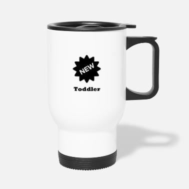 Criaturas Toddler - Travel Mug