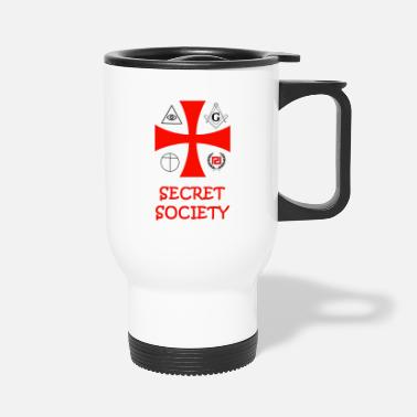 Secret Society Secret Society - Travel Mug